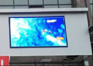 Long Life Span  P6 Outdoor Full Color LED Display 192mmx192mm Module Size