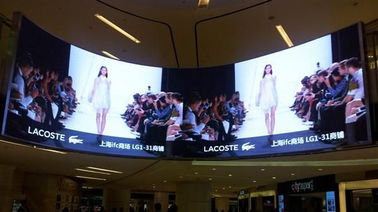Full Color P1.875  High Resolution Led Display , Led Presentation Screen 1/32 Scan