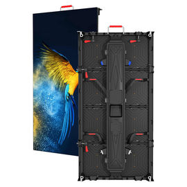 Wide Viewing Angle Stage Rental LED Display P2.976 With Die Casting Aluminum Box