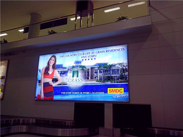Pixel Pitch 6mm Led Display , Indoor Fixed LED Display For Performance Shows