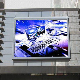 Full HD 10mm Led Display , Outdoor Wall Screens For Facades Of Shopping Malls