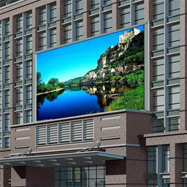 Playground P10 Outdoor Full Color LED Display Synchronization With PC Control