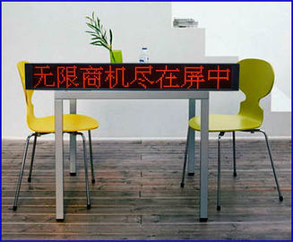Durable P10 Led Electronic Display Screen , Outdoor Led Sign Boards 1/4 Scan