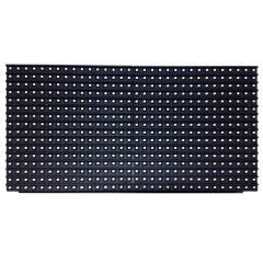 China Pixel Pitch 10mm Single Color LED Module 500-3000 Hz Adjustable Refresh Rate factory
