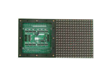 High Definition Rgb P10 Led Display Module , Led Wall Module 320mmx160mm Size