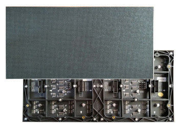 5000cd/㎡ High Brightness P10 Smd Outdoor Module Panel 500-3000 Hz Refresh Rate